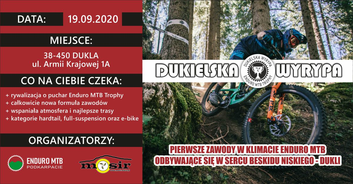 Dukielska Wyrypa 2020